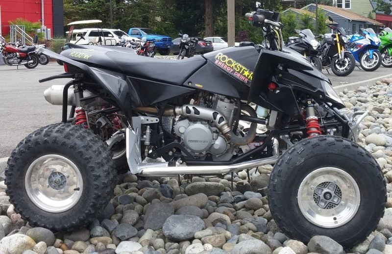 Polaris Outlaw 525 Irs motorcycles for sale