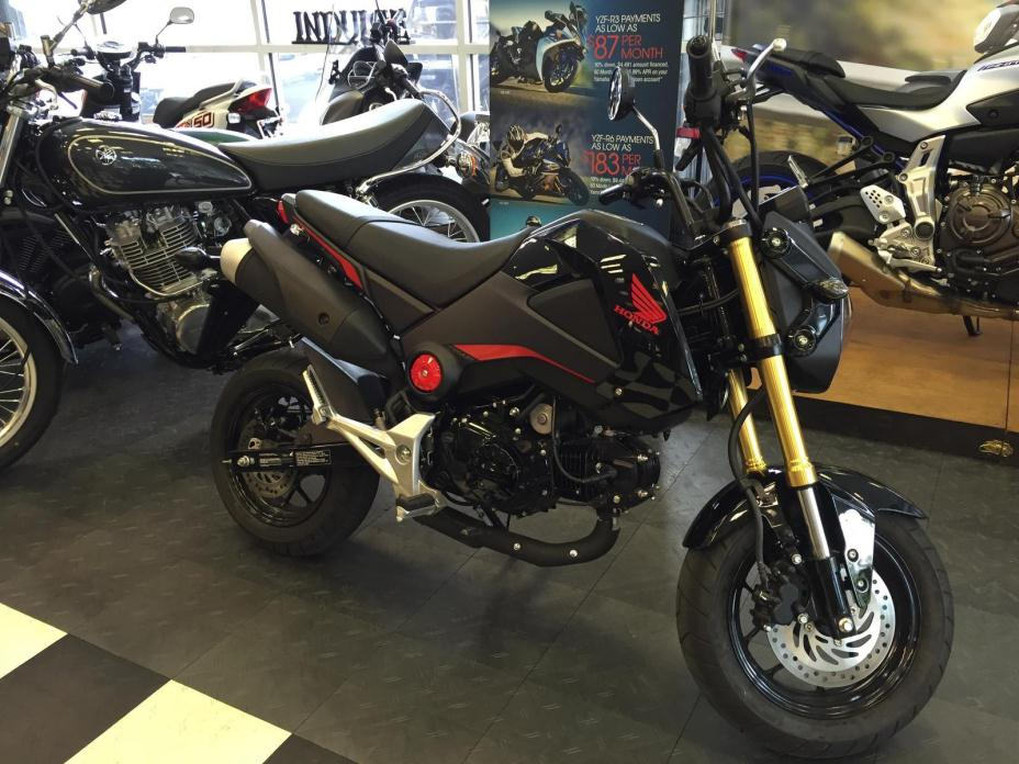 honda grom125 motorcycles for sale in miami florida