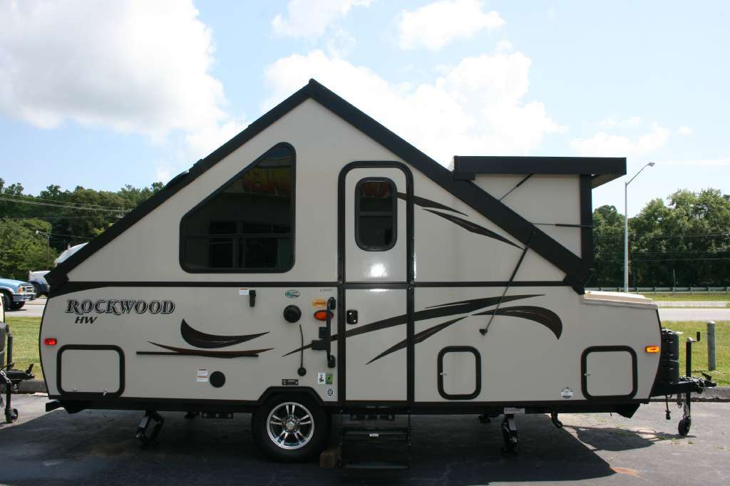 Forest River Rockwood A214hw Rvs For Sale