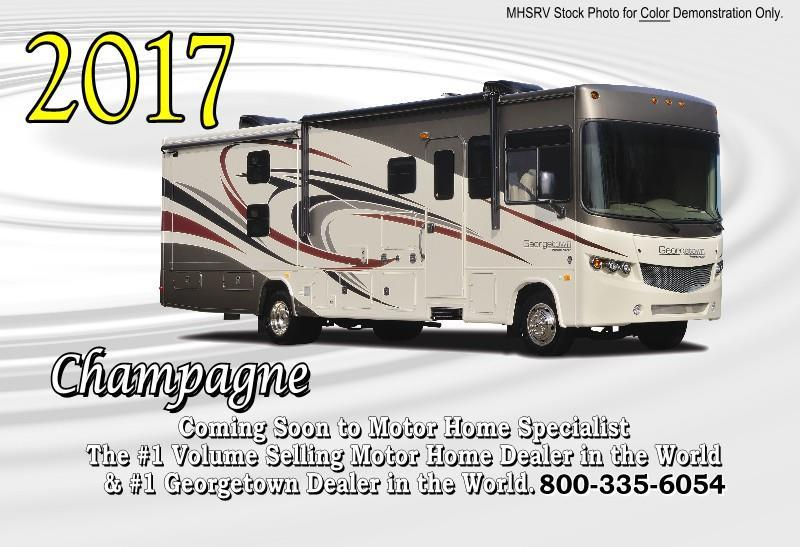 2017 Forest River Georgetown 335DS RV for Sale at MHSRV.co