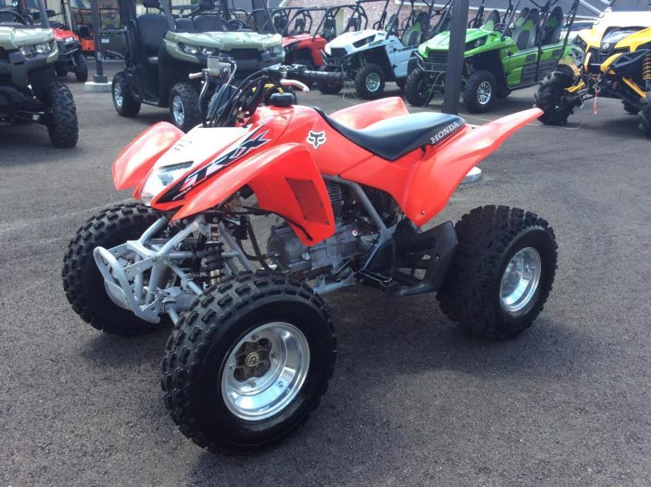 2013 Honda TRX250X