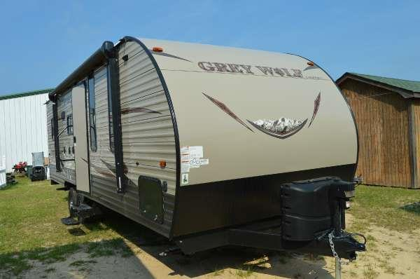 Cherokee Grey Wolf 22rr Rvs For Sale