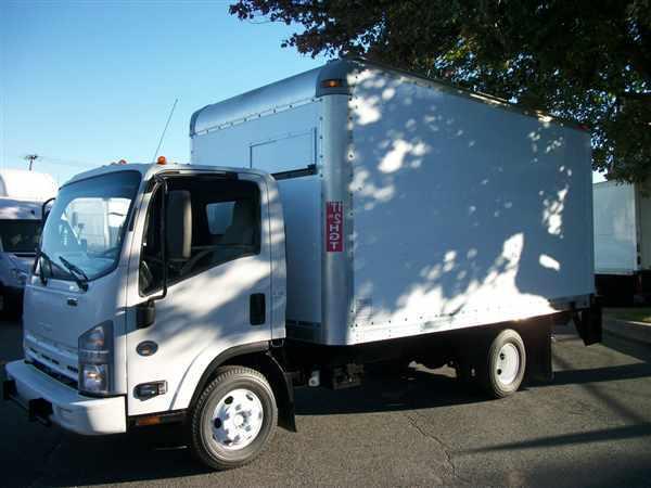 2010 Isuzu Npr Hd  Box Truck - Straight Truck