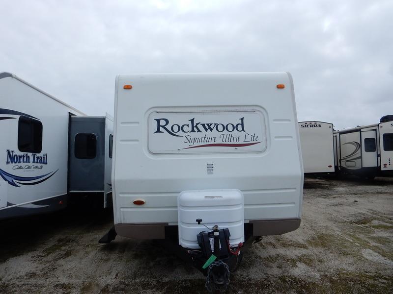 2007 Rockwood 8314SS