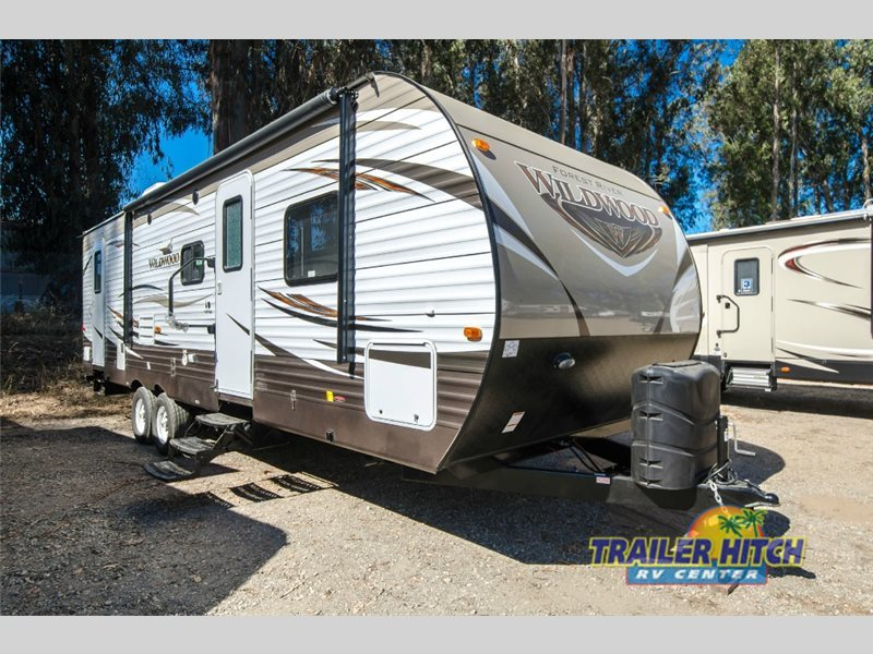 Forest River Wildwood 27tdss Rvs For Sale In California