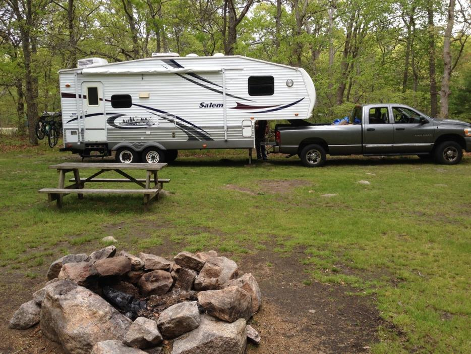 2005 Forest River Salem 25BHBS