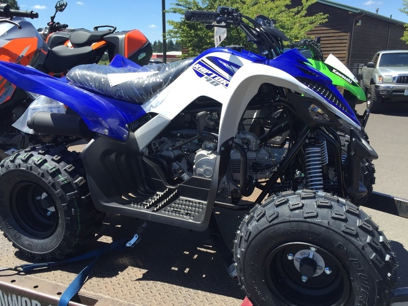 yamaha raptor 90 motorcycles for sale in oregon. Black Bedroom Furniture Sets. Home Design Ideas