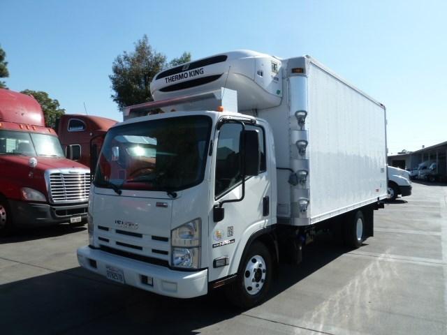 2011 Isuzu Npr Hd Cabover Truck - COE