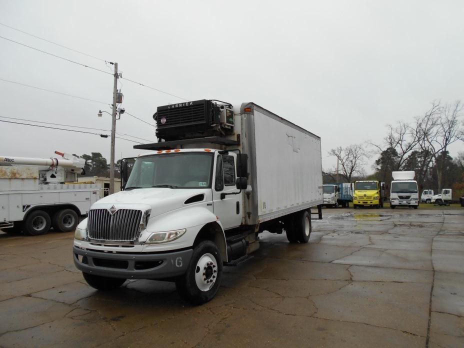 2010 International Durastar 4400  Refrigerated Truck