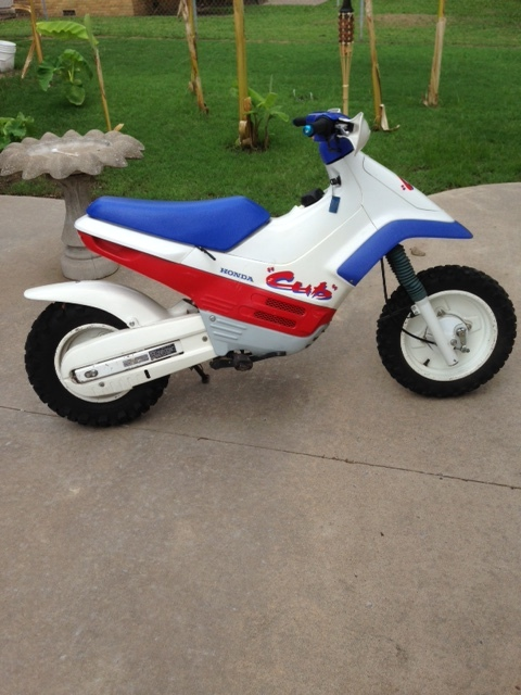 1991 Honda Cub 90 Motorcycles for sale