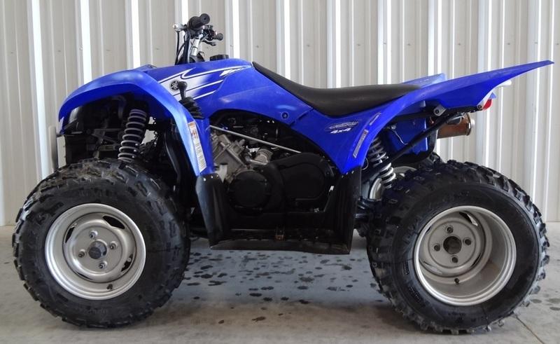 Yamaha motorcycles for sale in montezuma kansas for Yamaha 450 for sale