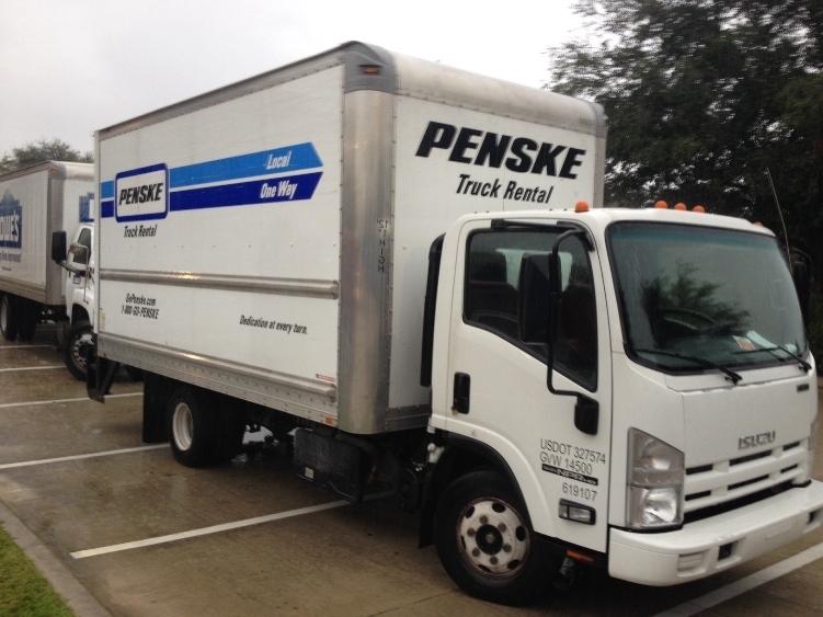 2012 Isuzu Npr  Box Truck - Straight Truck