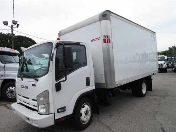 2011 Isuzu Nrr  Box Truck - Straight Truck
