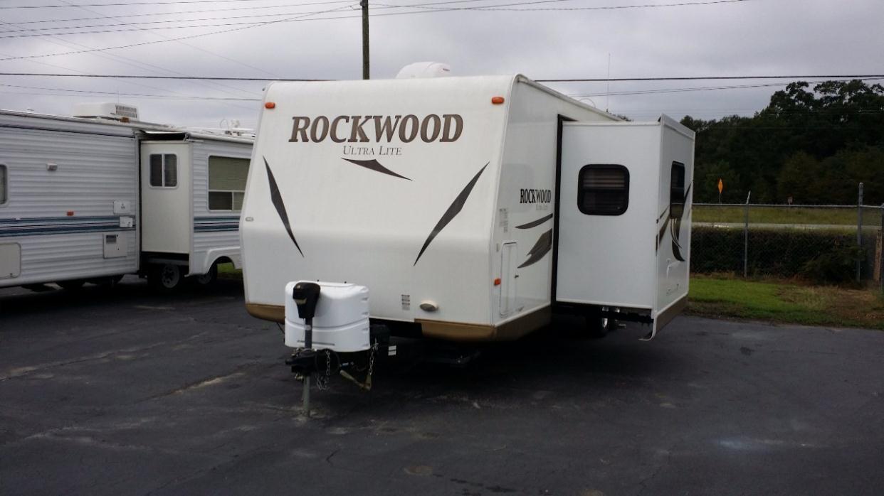 2012 Forest River Rockwood Ultra Lite