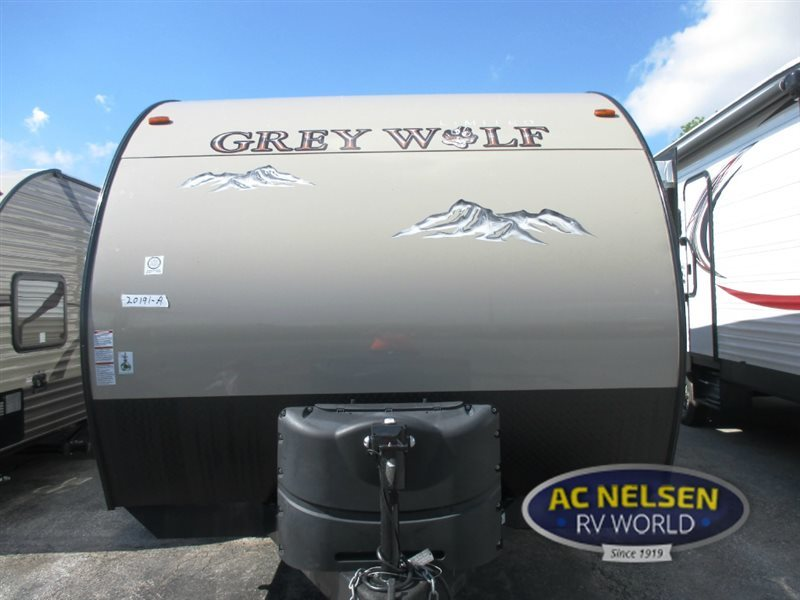 2015 Forest River Rv Cherokee Grey Wolf 27RR
