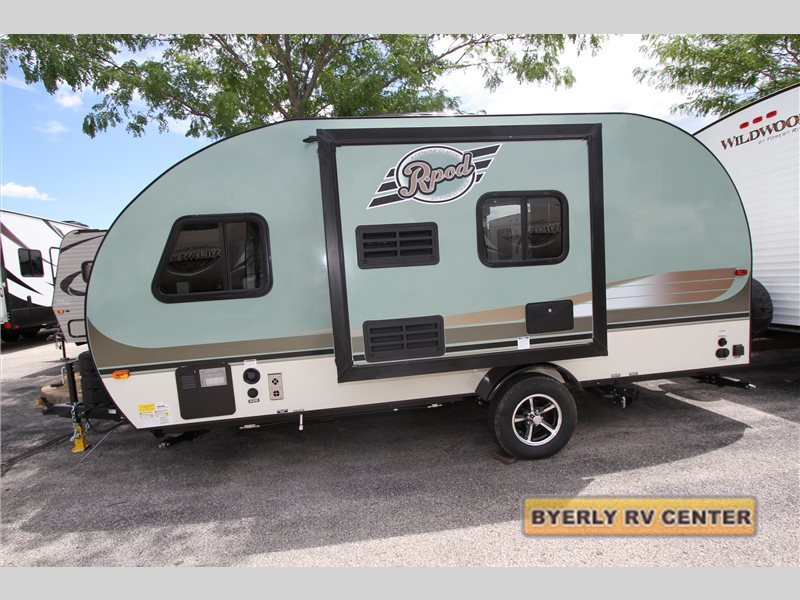 2016 Forest River R Pod Rp 180 rvs for sale in Eureka ...