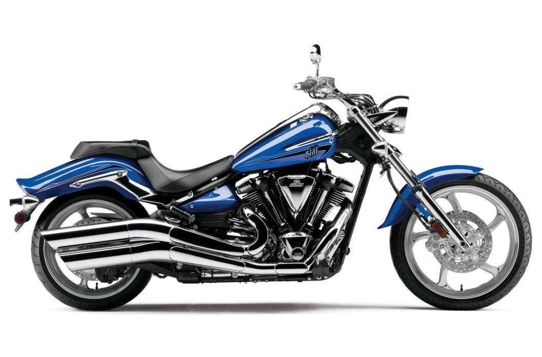 Blue Yamaha Raider Motorcycles For Sale