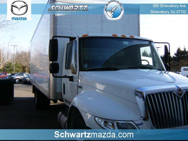 2012 Internationa 4000 Series 430  Box Truck - Straight Truck