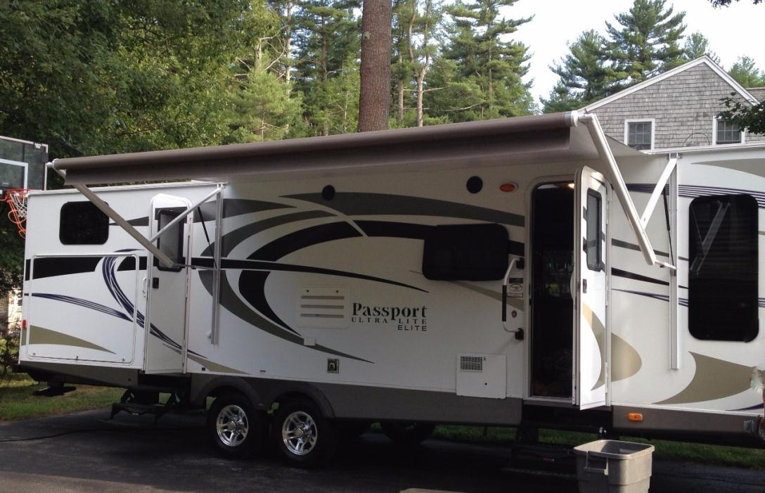 2014 Keystone Passport ULTRA LITE