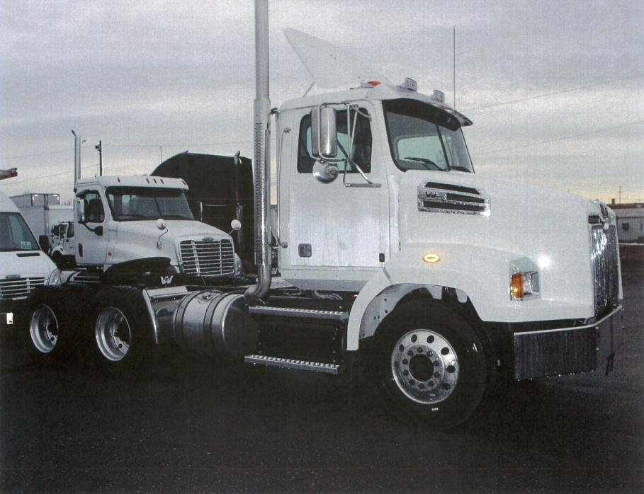 2017 Western Star 4700sb Conventional - Day Cab
