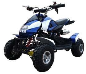 2015 Tao Tao 50cc Nemesis 2 Stroke Pocket ATV