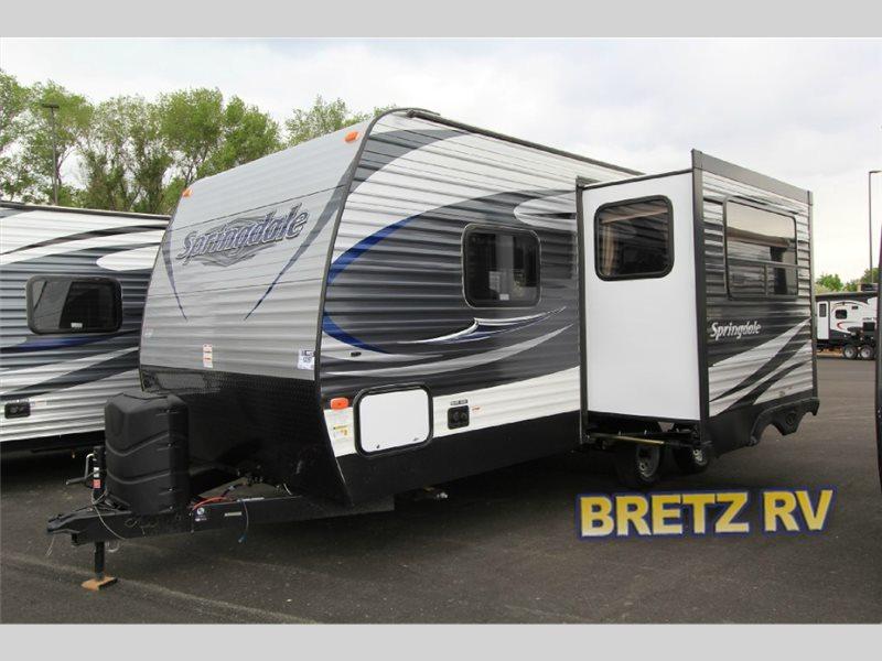 2017 Keystone Rv Springdale 212RBWE