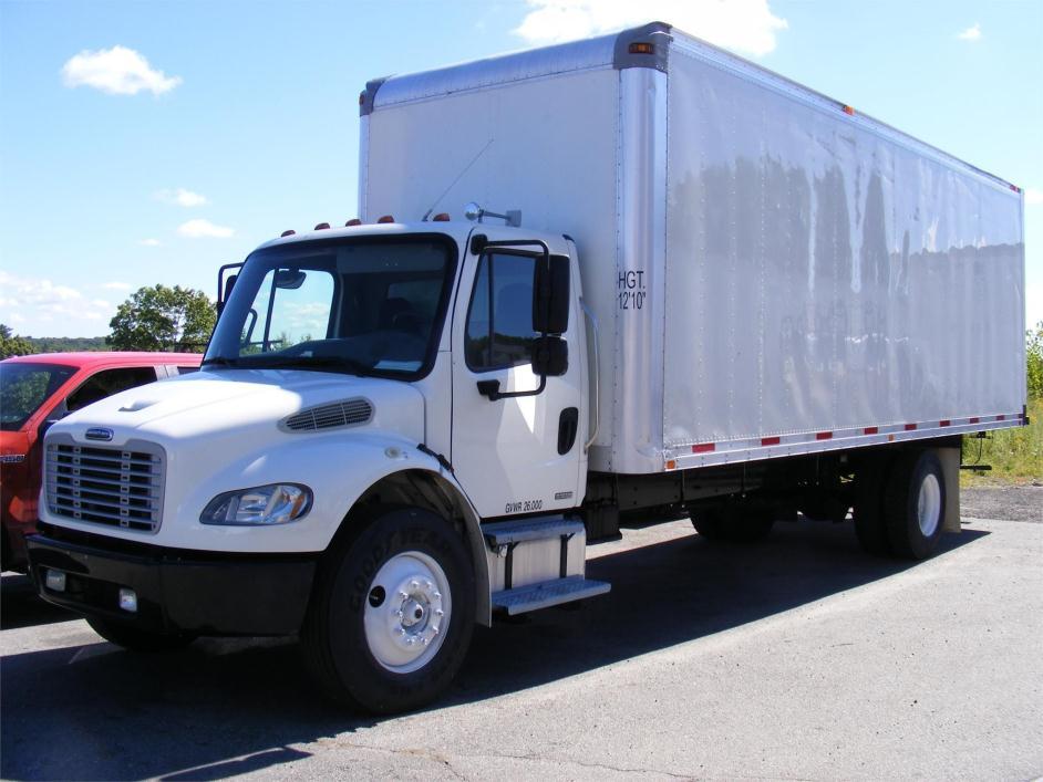 2006 Freightliner Business Class M2 106  Box Truck - Straight Truck