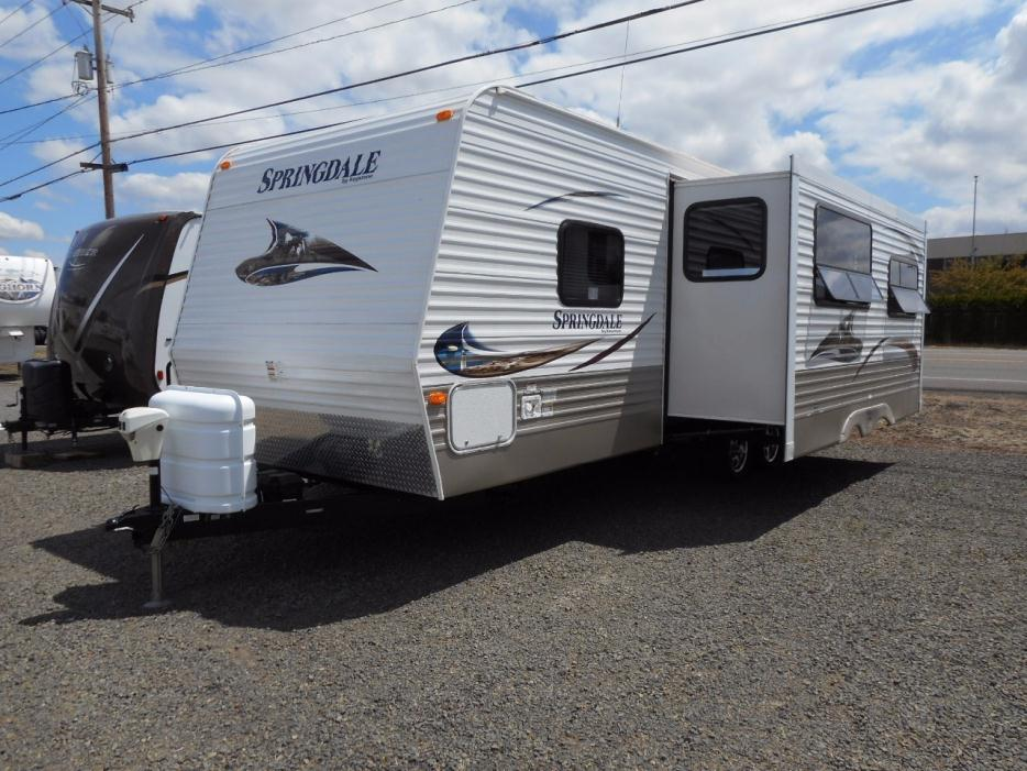 Keystone Springdale 18 Rvs For Sale