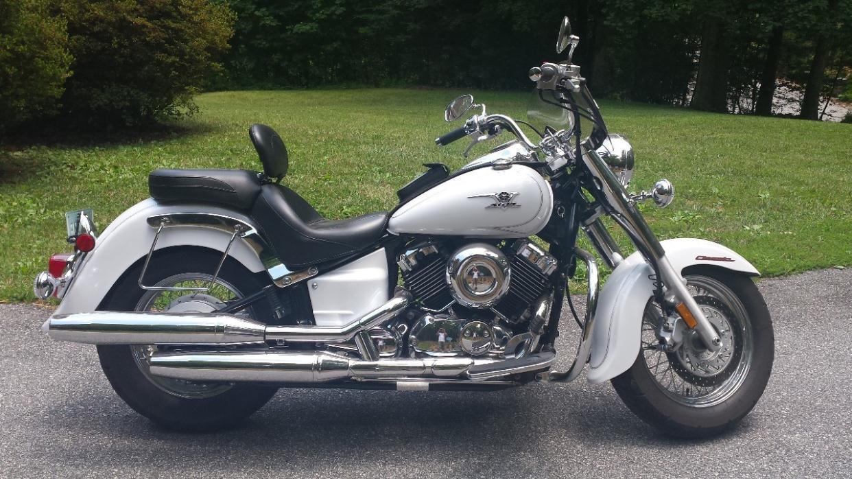 Eden Auto Sales >> 2007 Yamaha V Star 1300 Tourer Motorcycles for sale