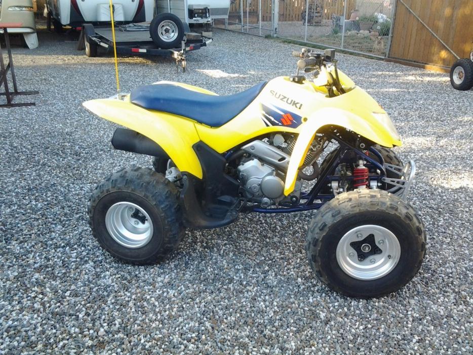 Suzuki Quadsport 250 Motorcycles For Sale In Yucaipa California