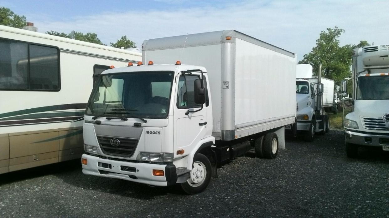 2007 Ud Trucks 1800cs Dry Van