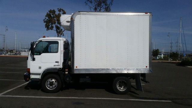 2007 Ud Trucks 1400  Refrigerated Truck