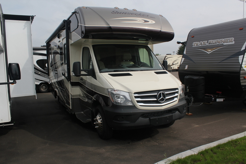 Forest River Sunseeker C Mercedes 2400r Rvs For Sale