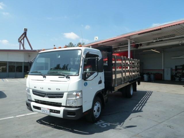 2013 Mitsubishi Fuso Fe160 Cabover Truck - COE