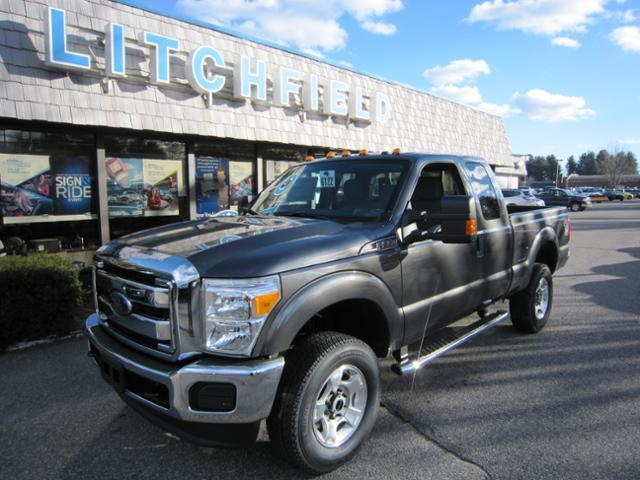 2016 Ford Super Duty F-350 Srw  Extended Cab