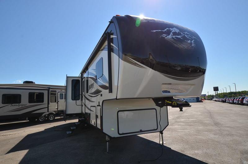 Keystone Alpine 3471rk Rvs For Sale