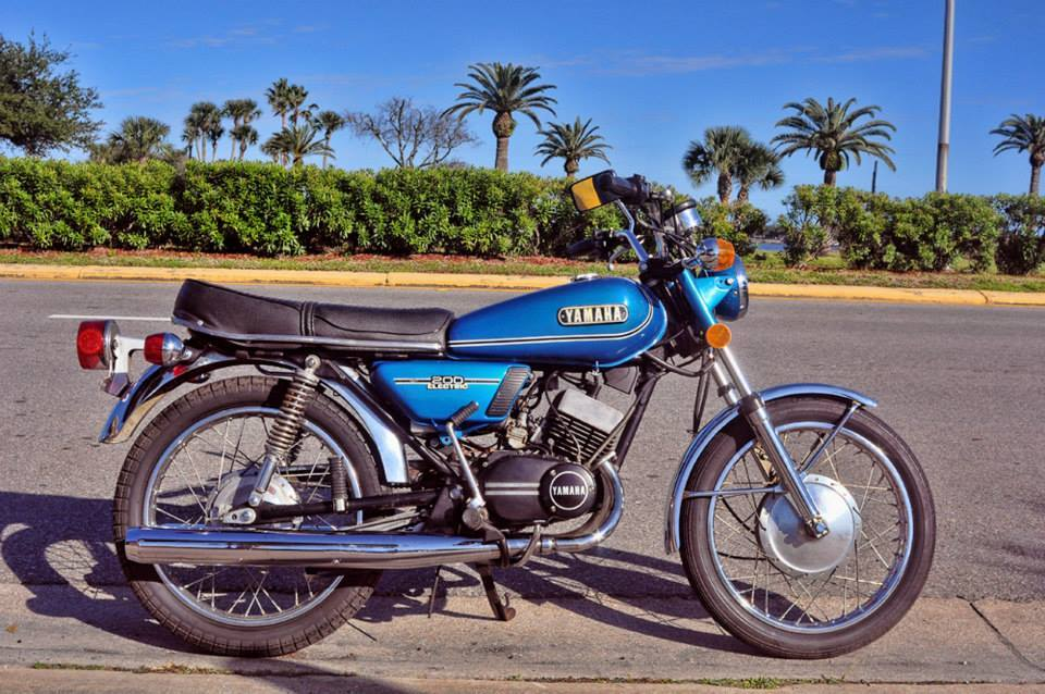 Yamaha 200 electric motorcycles for sale for Electric yamaha motorcycle