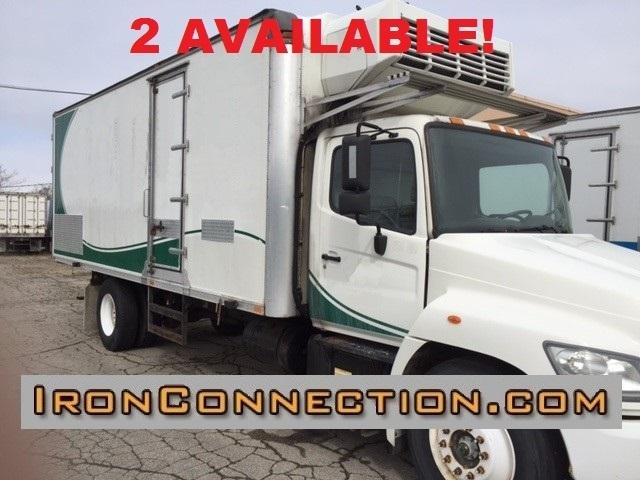 2008 Hino 338 Refrigerated Truck