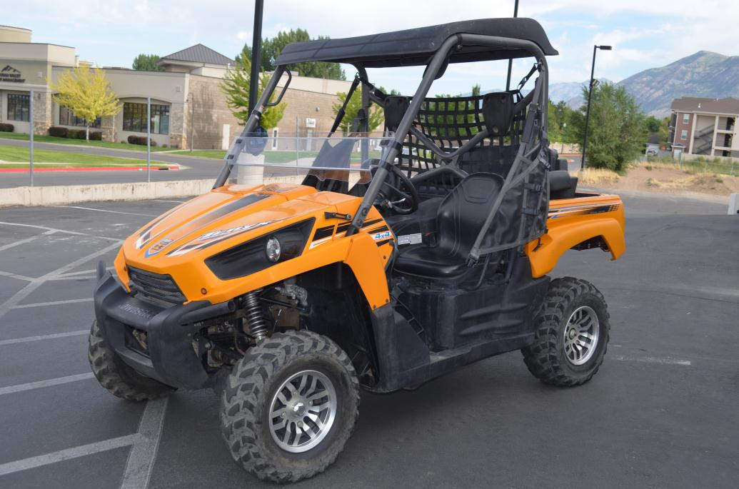 Kawasaki Teryx For Sale In Utah