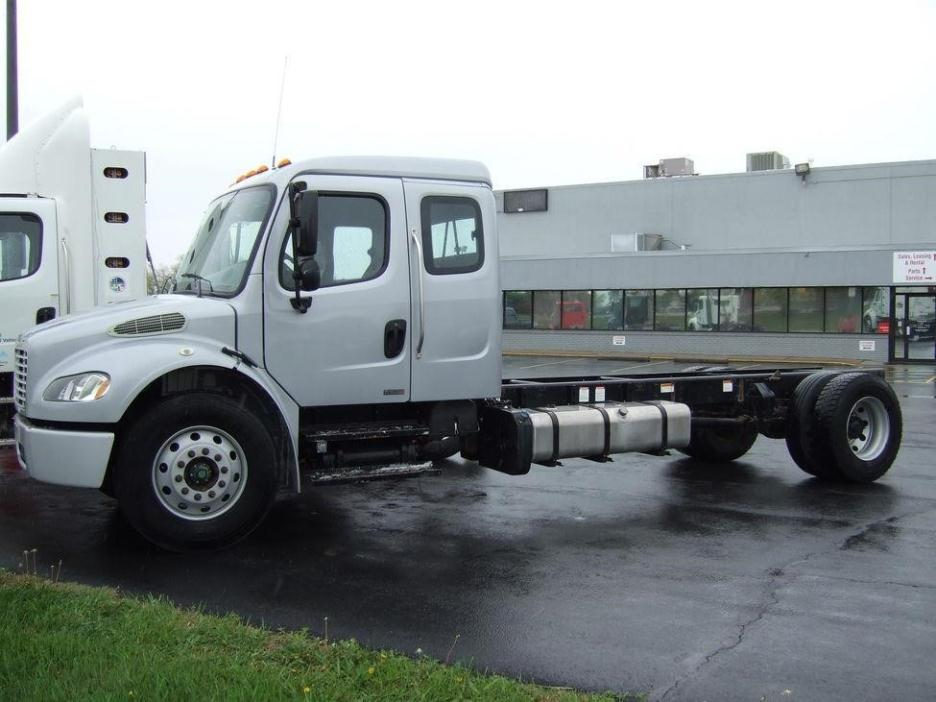2012 Freightliner Business Class M2 106 Cab Chassis