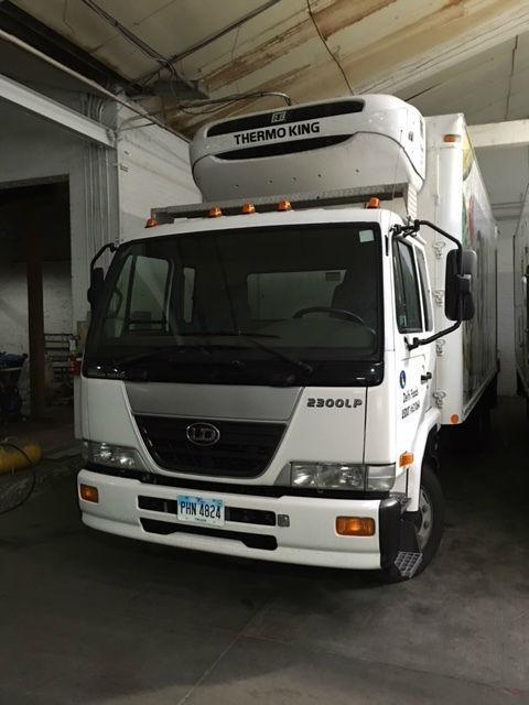 2009 Ud Trucks 2300  Refrigerated Truck
