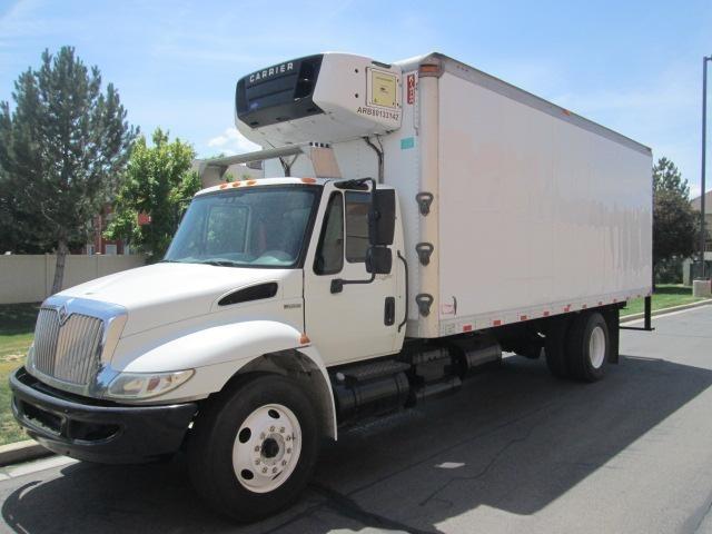 2008 International 4300  Refrigerated Truck