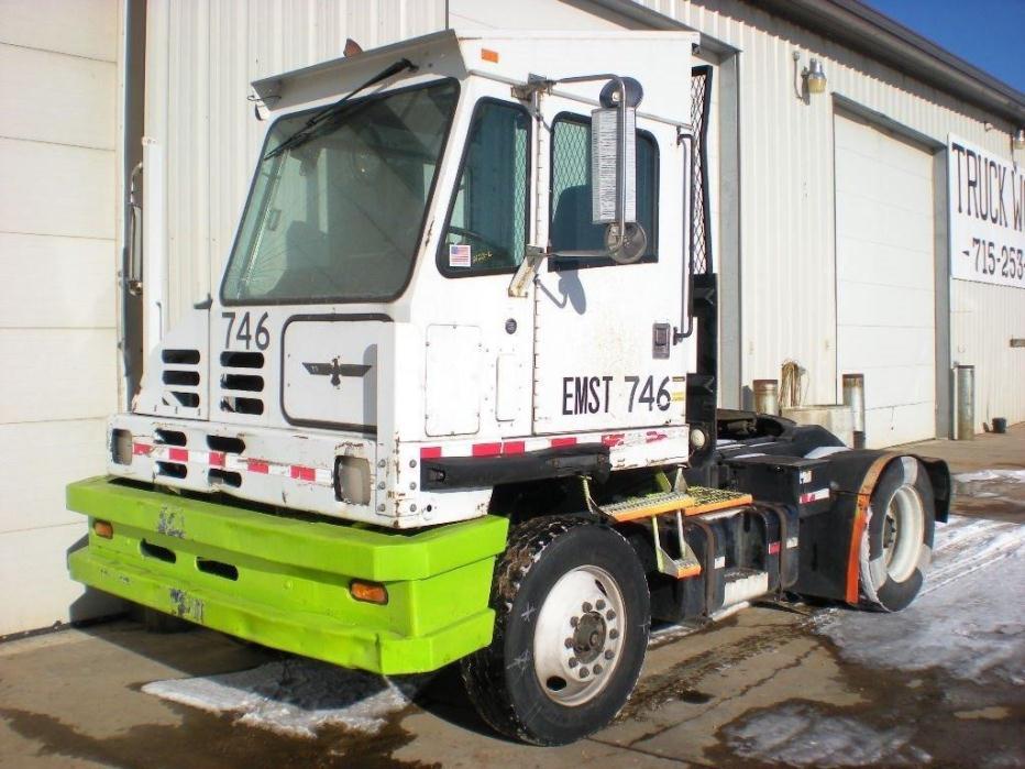 2006 Capacity Tj7000 Yard Spotter Truck
