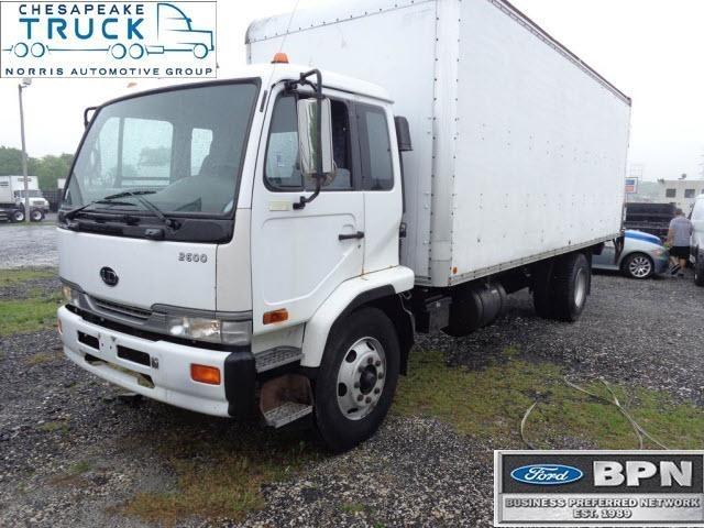 2004 Ud 2600  Box Truck - Straight Truck