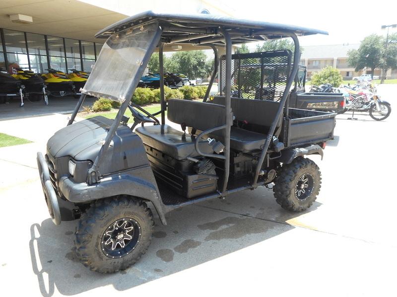 Kawasaki Mule 3010 Trans 4x4 Diesel motorcycles for sale