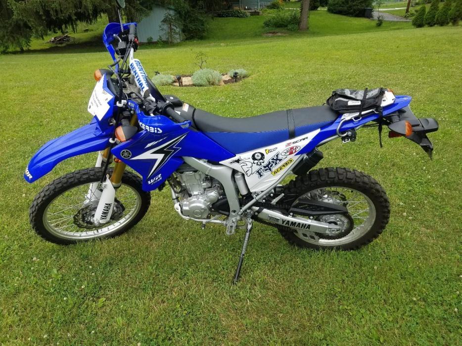 Yamaha wr250r d motorcycles for sale in pennsylvania for Yamaha wr250r for sale
