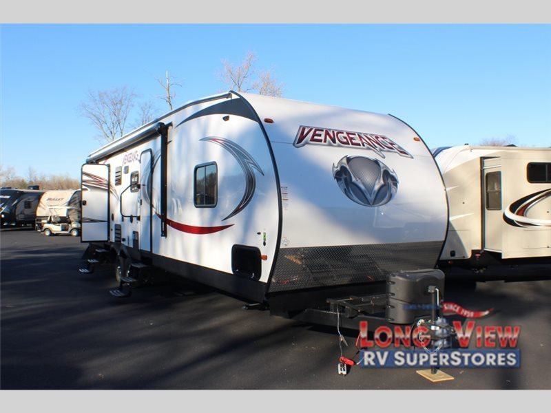 2016 Forest River Rv Vengeance Super Sport 31V