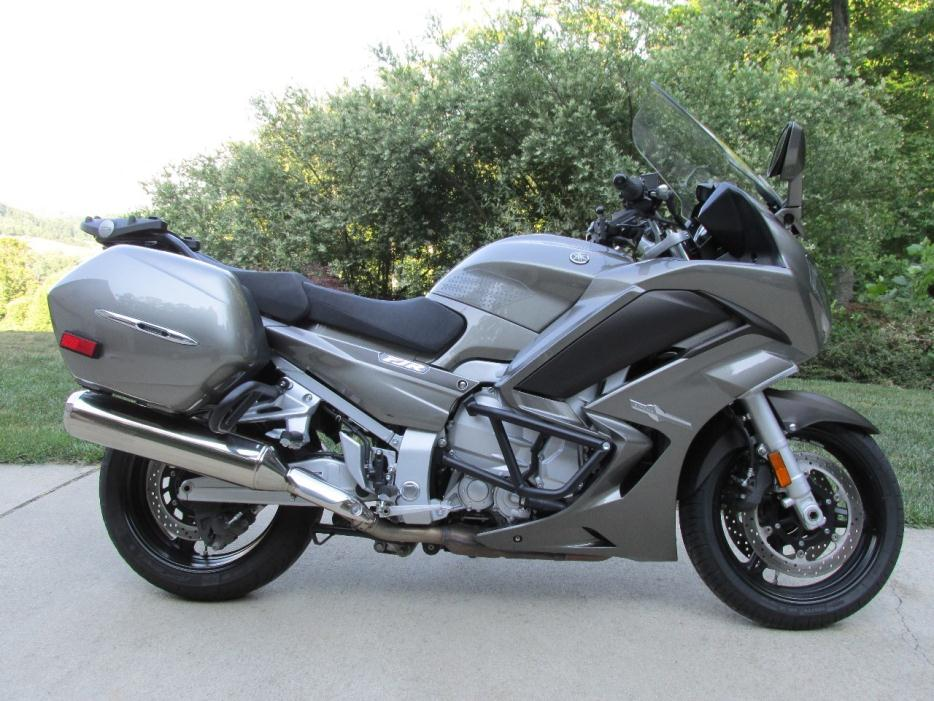 Yamaha fjr1300 motorcycles for sale in candler north carolina for Yamaha dealers nc