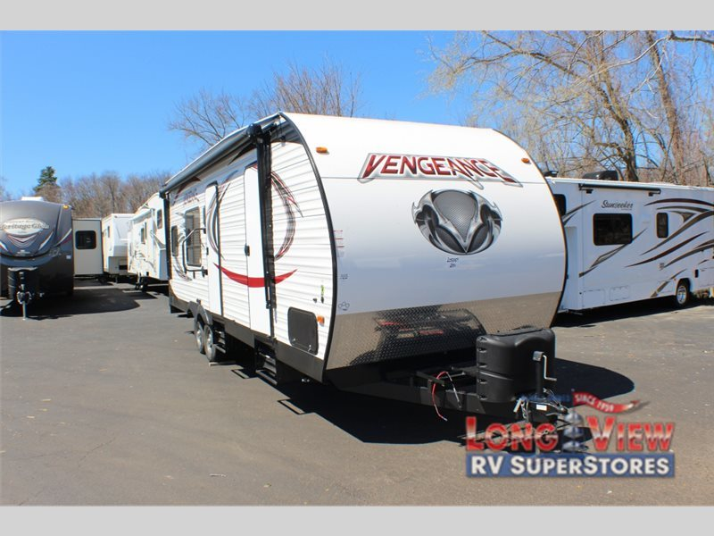 2016 Forest River Rv Vengeance Super Sport 25V