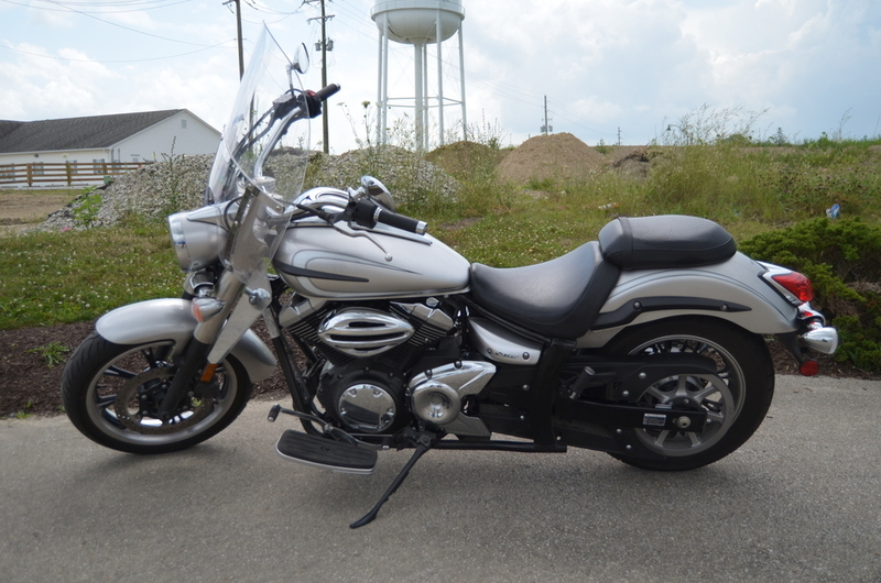 Cruiser motorcycles for sale in westfield indiana for Yamaha motorcycle dealers indiana